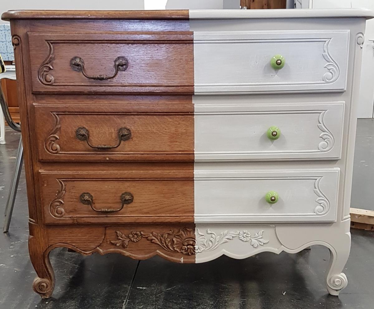 Relooker Meuble Ancien En Moderne relooking commodes rennes restauration peinture meuble