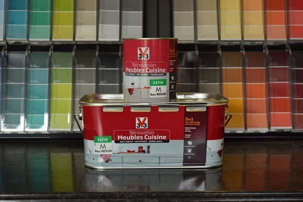 Magasin Vente Peintures Meubles De Cuisine Rennes Renovation Relooking Qualite Professionnel